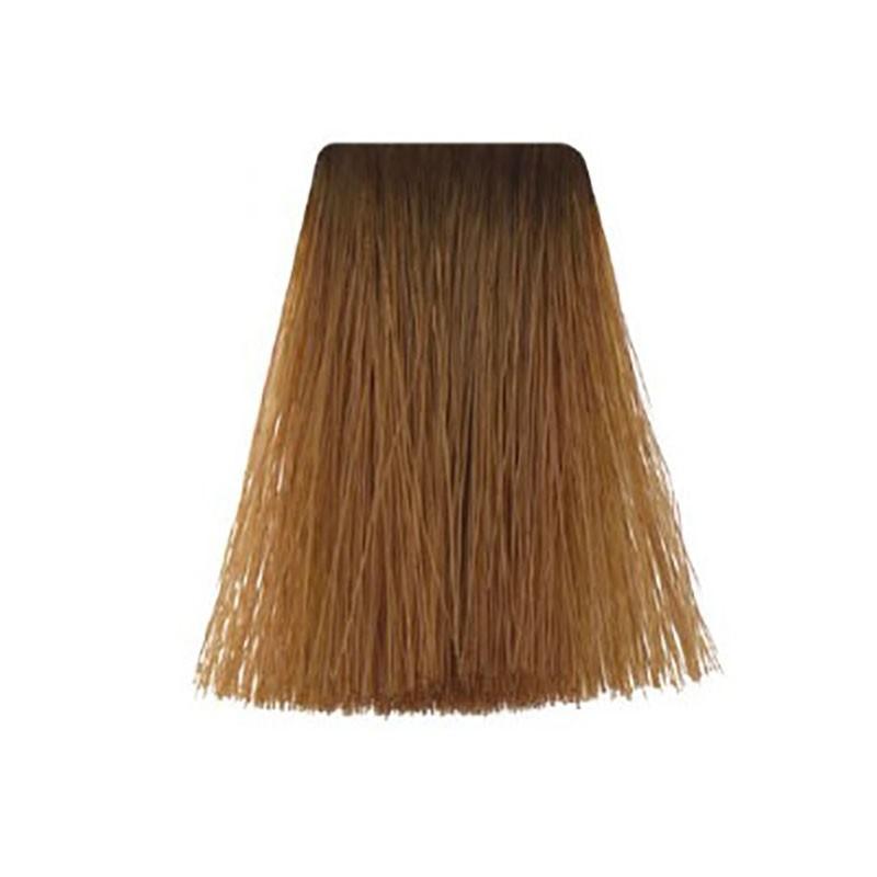 Carta de colores de pelo tan natural